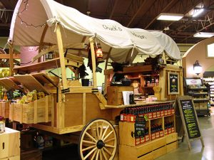 Chuck's Wagon at Mill Plain