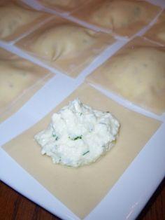 Cheese Ravioli Filling